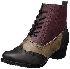 581ae74d Marco Tozzi Women's 25123 Boots, Red (Chianti A.c.), 3.5 UK: Amazon.co.uk:  Shoes & Bags
