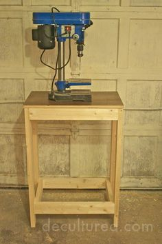 Quick Benchtop Tool Table Build