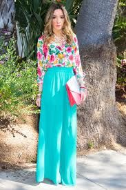 palazzo pants outfit - Google Search