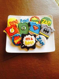 Super Hero Baby Shower 2014 by A Saechao, via Flickr