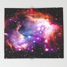 CYBER MONDAY - UP TO 40% OFF + FREE SHIPPING ON MOST ITEMS - ENDS TONIGHT AT MIDNIGHT PT!Buy Deep Space Dream Throw Blanket by augustinet. Worldwide shipping available at Society6.com. Just one of millions of high quality products available.