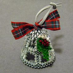 Wyróżnieni w Wyzwaniu Crochet Earrings, Christmas Ornaments, Holiday Decor, Home Decor, Decoration Home, Room Decor, Christmas Jewelry, Christmas Decorations, Home Interior Design