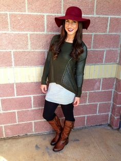 Long sleeve Piko fitted tunic