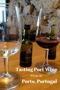 The City of Port Wine, Porto, Portugal sits on the banks of the Douro River and offers the best Port Wine tasting experiences in the world.  #TBIN #visitportugal