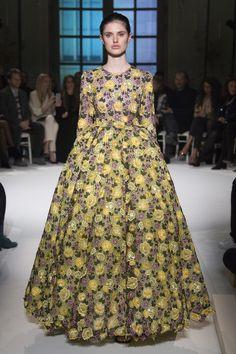 Giambattista Valli | Haute Couture - Spring 2017 | Look 9