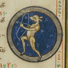 thegetty: It's Sagittarius season! Those born in the archer's...