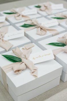 Artisan Welcome Gifts by Marigold + Grey – Dekor Ideen Wedding Welcome Gifts, Wedding Gifts, Wedding Souvenir, Wedding Ideas, Diy Wedding, Wedding Favors, Wedding Photos, Bridesmaid Boxes, Bridesmaid Gifts