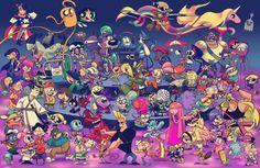 Group photo of Cartoon Network characters. Group photo of Cartoon Network characters. Cartoon Network Viejo, Cartoon Network Characters, Cartoon Network Shows, Cartoon Shows, Cartoon Network Fanart, Cartoon Kunst, Cartoon Drawings, Cartoon Art, Time Cartoon