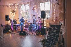 vintage village hall wedding-7