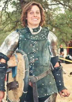 Wisby Coat of plates -- Female Armored Combat Fighters SCA :: Sir Bryne McClellan image by isabellaevangelista - Photobucket