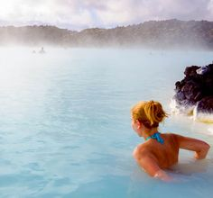 Famous Blue Lagoon, Iceland | Iceland Travel Guide