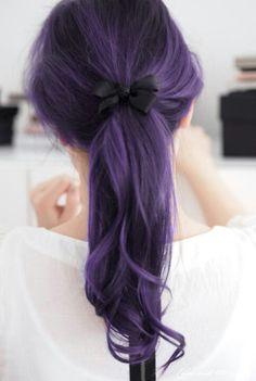 Love this darkish purple color