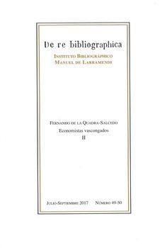 DE RE BIBLIOGRAPHICA