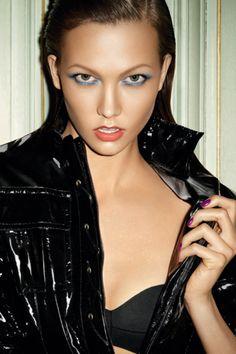 Label: Yves Saint Laurent  Campaign: ad campaign beauty summer  Model: Karlie Kloss  Photographer: Terry Richardson  Season: 2010 S/S - Spring Summer