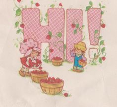 Strawberry and Huck paper