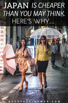 Japan Is Cheaper To Travel Than You May Think (Here's Why) Places to travel 2019 Japan is known as an expensive destination but you Japan can be cheaper to travel than you may think it is. Here's a rundown on why that is. Japan Travel Guide, Asia Travel, Travel Guides, Tokyo Travel, Thailand Travel, Go To Japan, Visit Japan, Japan Trip, Japan Japan
