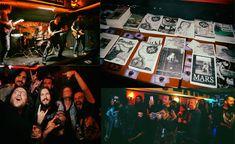 Larva Fanzin Caravan Rock Bar'da 1 Yaşını Kutladı