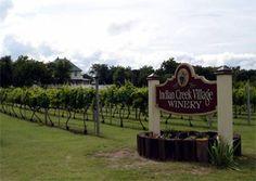 Oklahoma - Indian Creek Village Winery in Ringwood
