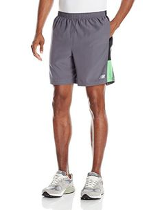 new balance mens running shorts