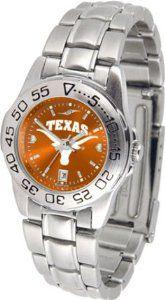 Texas Sport Anonized Women's Steel Band Watch SunTime. $57.79