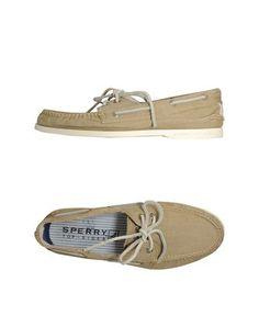Sperry top-sider Для мужчин - Обувь - Мокасины Sperry top-sider на YOOX 103$