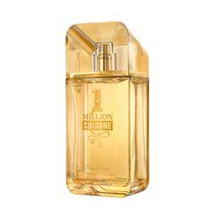 Paco Rabanne - Parfum 1 Million Cologne - parfum pour homme - perfume for him - men fragrance Paco Rabanne, One Million Parfum, 1 Million For Men, Cologne Parfum, Glass Bottles, Perfume Bottles, Juniper Berry, How To Apply Eyeliner, Brazil