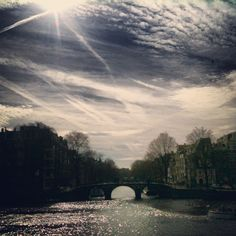 Above the Amstel, Amsterdam