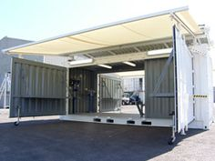 Workshop Containers