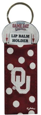 Wholesale University of Oklahoma - Keychain Lip Balm Holder (Case of 144)