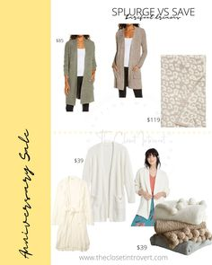 Barefoot dreams soft cardigan and blankets for fall and gifts for holiday Barefoot Dreams Cardigan, Hot Tickets, Nordstrom Sale, Wrap Cardigan, Anniversary Sale, Dupes, Blankets, My Style, Fall