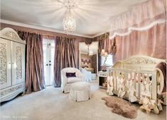 Nursery of a princess