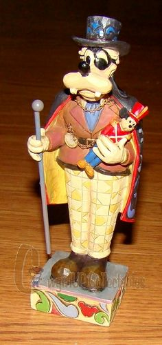 4016562 - Goofy as DROSSELMEYER (Disney Traditions by Jim Shore)