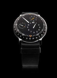 """「液体」に入った機械式腕時計""""Ressence Type 3""""の驚きの機構"""