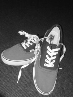 new vans - off the wall