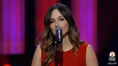 """Kacey Musgraves singing Elvis Presley's """"Are You Lonesome Tonight?"""" Live at the Grand Ole Opry"""