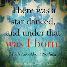 Find this #Shakespeare quote from Much Ado About Nothing at folgerdigitaltexts.org #FolgerDigitalTexts