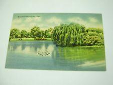 Vintage Postcard, 1948, Beautiful Indian Lake, Ohio