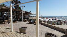Uma Cinquentona Brasileira em Israel: Michmoret... um pequeno sonho de praia perto de Te...