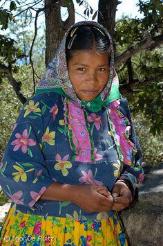 North America: Tarahumara, Mexico