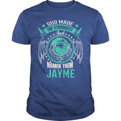 If you're JAYME, then THIS SHIRT IS FOR YOU! 100% Designed, Shipped, and Printed in the U.S.A. #gift #ideas #Popular #Everything #Videos #Shop #Animals #pets #Architecture #Art #Cars #motorcycles #Celebrities #DIY #crafts #Design #Education #Entertainment #Food #drink #Gardening #Geek #Hair #beauty #Health #fitness #History #Holidays #events #Home decor #Humor #Illustrations #posters #Kids #parenting #Men #Outdoors #Photography #Products #Quotes #Science #nature #Sports #Tattoos #Technology…