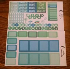 "https://www.etsy.com/listing/271123899/planner-stickers-minty-fresh-weeky-kit                                       Who doesn't love a spring-feeling planner kit? This kit gave me the spring-vibe while making it, and it just kind of flowed through me into this kit. I was all watching food network while creating this beautiful spread, and the chef was using mint. This gave me the idea of the name for the spread: ""Minty Fresh.""   Everyone always wants to smell good and be clean and fresh…"