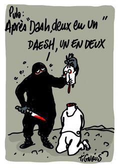 Mort de Cabu, Charb, Wolinski et Tignous : quelques-uns de leurs nombreux dessins   Planet