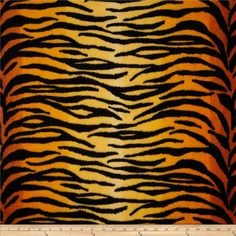 Fleece Animal Print Tiger Black/Gold Fabric By The Yard No Sew Blankets, Blankets For Sale, Throw Blankets, Animal Print Wallpaper, Animal Print Rug, Gold Fabric, Black Fabric, Antique Vanity Table, Cartoon Tiger