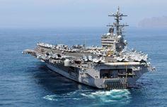 USS George H.W. Bush (5.406 millones de euros)