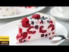 Ljetna torta od malina i ribizla Vegetarian Desserts, Cold Desserts, No Bake Desserts, Fruit Recipes, Pie Recipes, Sweet Recipes, Dessert Recipes, Jello Cake, Romanian Food