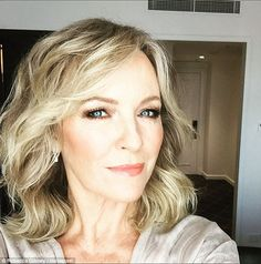 Rebecca Gibney reveals the extent of her father's abuse | Daily Mail Online