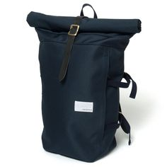 Fancy - Cycling Pack Dark Navy by Nanamica