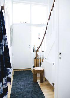 like this simple hallway