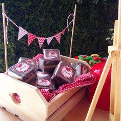 Brownies. Picnic da Bebel Festa Infantil