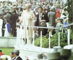 Memories Of Diana - Attending Royal Ascot & Polo Match At The Guard's Polo Club Smith's Lawn - June 15th 1982